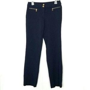 Anne Klein Navy Blue Pants 4